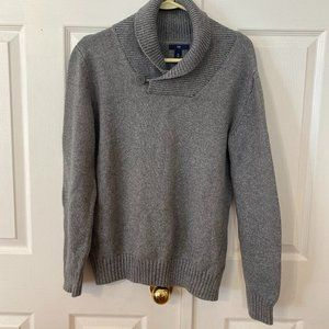 Gap Men's Pull Over Cardigan Sweater Size Med